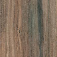 Colorado Oak Matt Wood effect Worktop edging tape, (L)3m