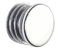 Colorail Plastic End cap (Dia)19mm, Pack of 2