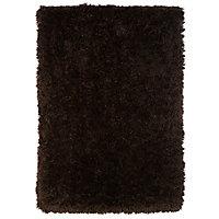 Colours Avalyon Brown Rug (L)1.7m (W)1.2m