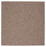 Colours Clove Carpet tile, (L)500mm