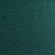 Colours Dark green Loop Carpet tile, (L)500mm
