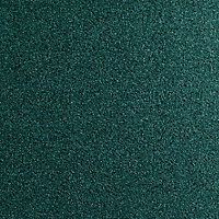Colours Dark green Loop Carpet tile, (L)500mm