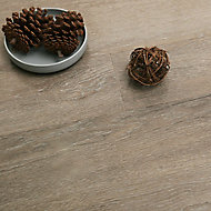 Colours Dolce Grey Oak effect Laminate flooring, 1.19m² Pack