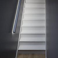 Colours Driggs Mains-powered White LED Strip light starter kit IP20 400lm (L)3m