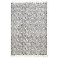 Colours Ellissya Ditsy floral Grey Rug (L)1.7m (W)1.2m