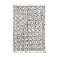 Colours Ellissya Ditsy floral Grey Rug (L)2.3m (W)1.6m