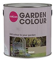 Colours Garden Bonsai Matt Wood paint, 2.5L