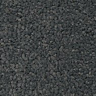 Colours Grey Carpet tile, (L)500mm