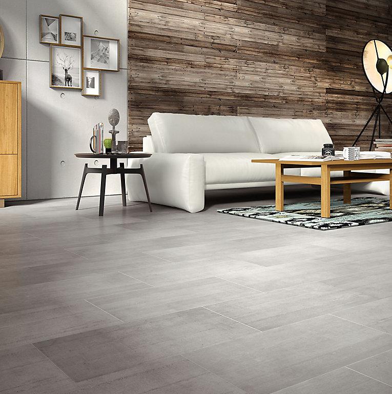Colours Leggiero Grey Concrete Effect, Cement Effect Laminate Flooring
