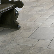 Colours Leggiero Grey Stone effect Flooring, 1.86m² Pack