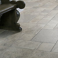 Colours Leggiero Grey Stone effect Flooring, 1.86m² Pack