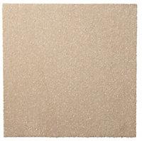 Colours Magnolia Carpet tile, (L)500mm
