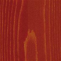 Colours Mahogany Satin Doors & windows Wood stain, 250ml