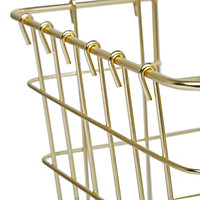 Colours Marlow Wire Storage basket, Set of 2