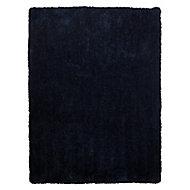 Colours Oriana Navy blue Rug (L)1.7m (W)1.2m
