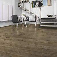Colours Ostend Kansas Antique effect Laminate flooring, 1.76m² Pack