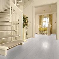 Colours Overture arlington White Oak effect Laminate flooring, 1.25m², Sample
