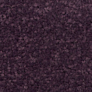 Colours Plum Carpet tile, (L)500mm