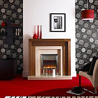 Colours Romantic Textured Wallpaper