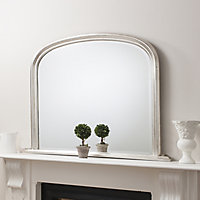 Colours Thorne Arch Framed Mirror (H)1190mm (W)940mm