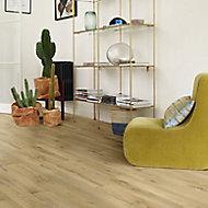 Colours Vinyl rolls Honey Wood effect Sheet vinyl, 4m²
