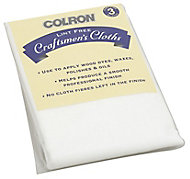 Colron Cotton Lint free cloth, Pack of 3