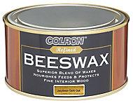 Colron Refined Jacobean dark oak Matt Furniture Wax Beeswax, 0.4L