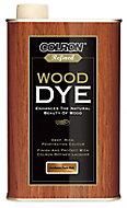 Colron Refined Jacobean dark oak Satin Wood dye, 0.5L