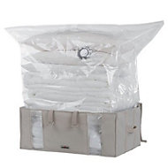 Compactor home Beige Laundry bag