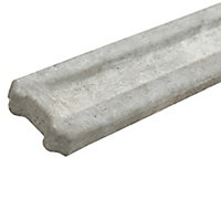 Concrete Gravel board (L)1.83m (W)150mm (T)50mm, Pack of 5