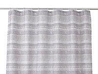 Cooke & Lewis Amaradia Multicolour Dots Shower curtain (L)1800mm
