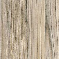 Cooke & Lewis Cypress Cinnamon Laminate Upstand (L)3050mm
