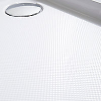 Cooke & Lewis Lagan Square Shower tray (L)760mm (W)760mm (D)150mm