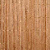 Cooke & Lewis Okaido Wood Bamboo Slip resistant Bath mat (L)900mm (W)600mm