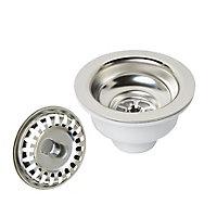 Cooke & Lewis Pack B waste, overflow & plumbing kit