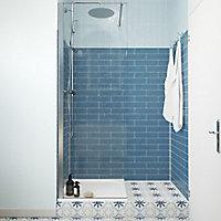 Cooke & Lewis Solani Chrome effect Mixer Shower