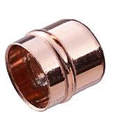 Copper Solder ring Stop end, Pack of 2