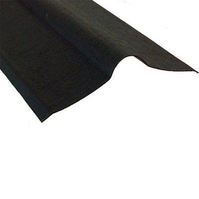 Coroline Black Ridge Piece L 1000mm W 420mm Of Diy At B Q
