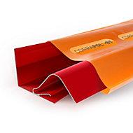 Corrapol-BT Red Side flashing (L)3m