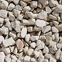 Cotswold buff Decorative stones, Bulk Bag