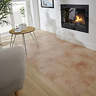 Cotto Satin Terracotta effect Ceramic Floor Tile Sample
