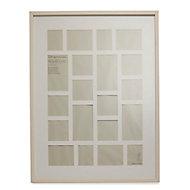 Cream Multi Picture frame (H)84cm x (W)64cm