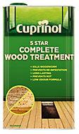 Cuprinol 5 star complete Clear Treatment 5L
