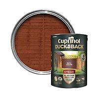 Cuprinol 5 year ducksback Rich cedar Fence & shed Treatment 5L