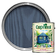 Cuprinol Garden shades Barleywood Matt Wood paint, 5L