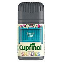 Cuprinol Garden shades Beach blue Matt Wood paint, 50 Tester pot