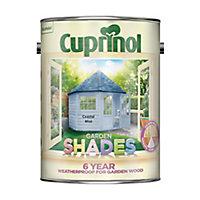 Cuprinol Garden shades Coastal mist Matt Wood paint, 5L