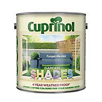 Cuprinol Garden shades Forget me not Matt Wood paint, 5L