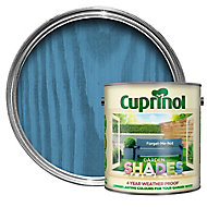 Cuprinol Garden shades Forget me not Matt Wood paint, 5