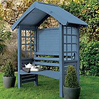 Cuprinol Garden shades Forget me not Matt Wood paint, Tester pot